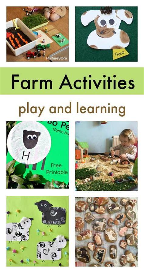 farm theme songs kindergarten farm activities for preschool simple animal crafts