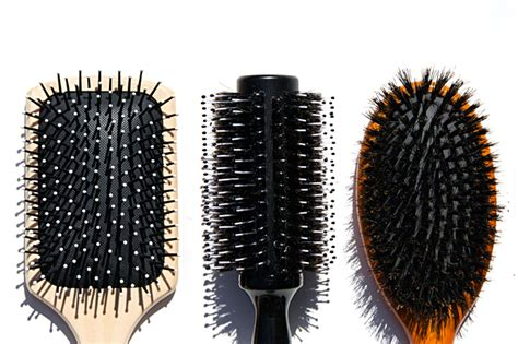 Drying Curly Hair With A Brush the best hair brush for curly hair k is for