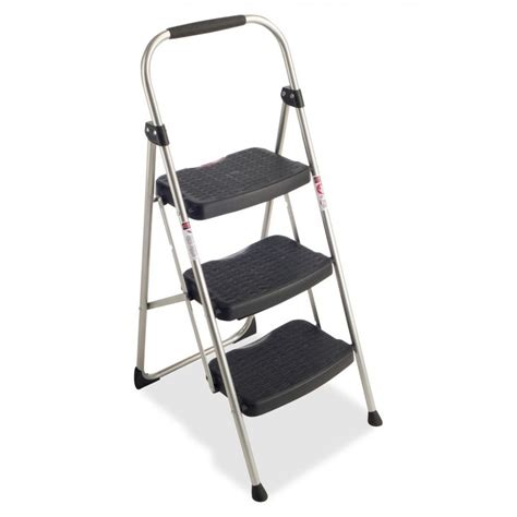 Werner 3 Step Stool by Werner Three Step Stool Ld Products