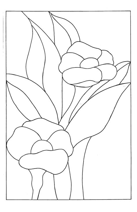 stained glass templates blank stained glass window template mayamokacomm