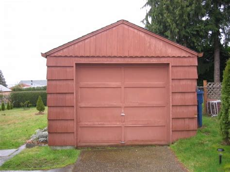 Can I Build A Garage On Property by An Garage Turned Into A Lovely House By