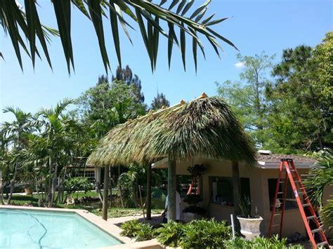 Tropical Tiki Hut Tiki Hut Tropical Landscape Miami By Bamboo