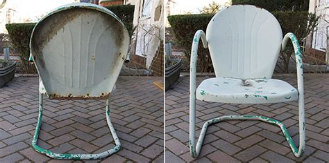vintage fixing re webbing a patio chair outdoor chairs