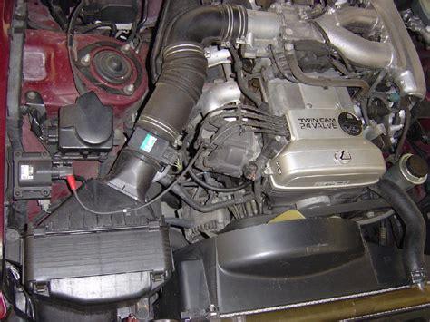lexus sc300 2005 sc300 factory air intake diagram clublexus lexus forum