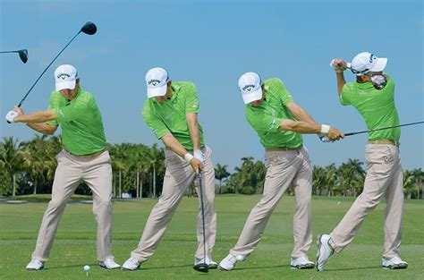best golf swings on tour swing sequence kevin kisner australian golf digest