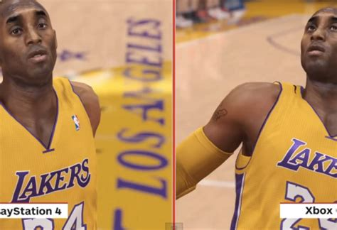 One Graphic 12 nba 2k14 ps4 vs xbox one graphics post launch product