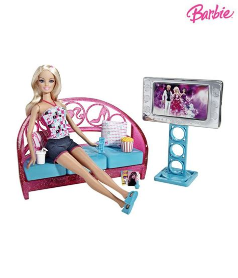 barbie couch barbie couch living room furniture doll buy barbie couch