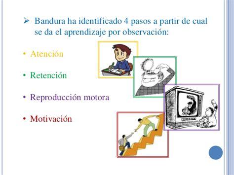bandura y la teora aprendizaje social experimento teoria de bandura