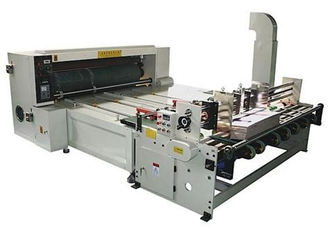 Paper Feeder Machine zym automatic paper feeder printing and die cutting machine shanghai qisheng packing machinery