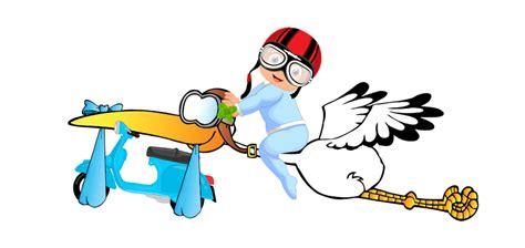 Roller Aufkleber Entfernen by Vespa Babystorch Aufkleber Xxl Sticker Junge Blaue Vespa
