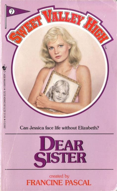 Serial Sweet Valley High Francine Pascal 10 of the most dramatic sweet valley high covers part one novelicious the s