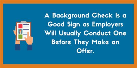 what does background check does a background check you re getting hired