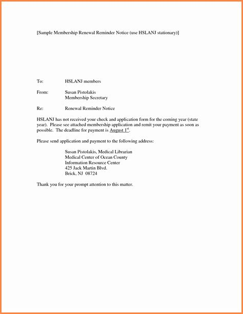 vehicle registration cancellation letter format 20 inspirational agreement renewal letter sle pictures