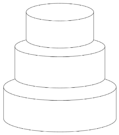 cake templates images of cake cliparts co