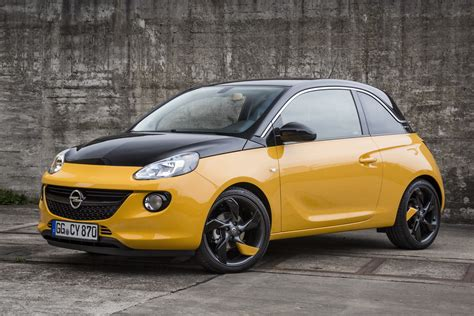adam opel new opel adam black priced from 14 950 in germany