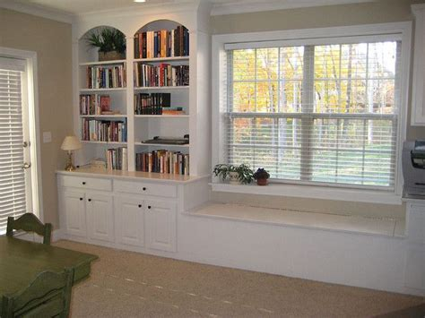 20 best images about window bookcase on home