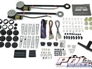 Under Car Led Lights Power Window Kit
