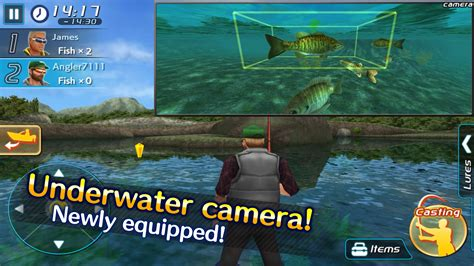 game fishing mod android bass fishing 3d ii android apps on google play