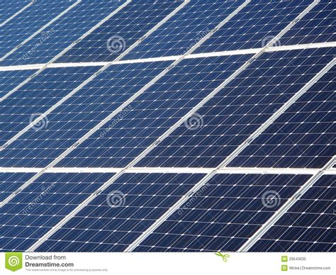 solar panels details solar panels in detail royalty free stock photo image 29543635