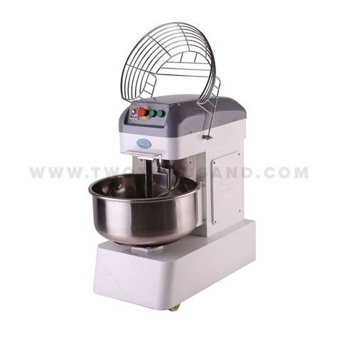 Mixer Berjaya 5 Liter 34l speed mechanic with timer commercial spiral
