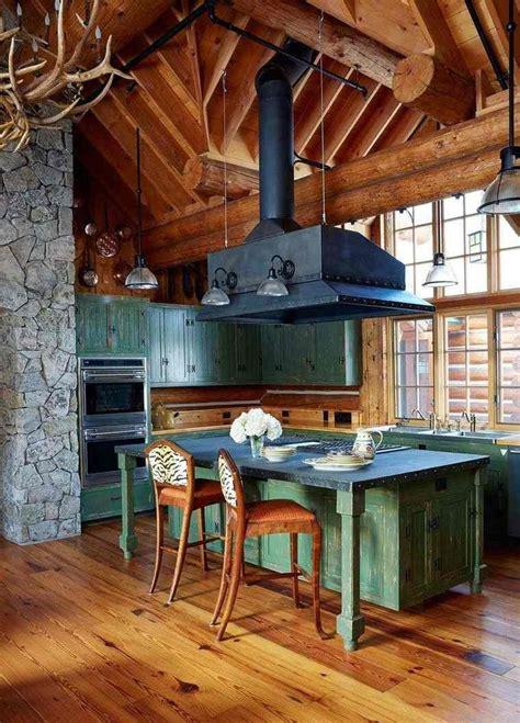 Cuisine Style Chalet Montagne by D 233 Co Chalet De Montagne Moderne Ou Traditionnelle