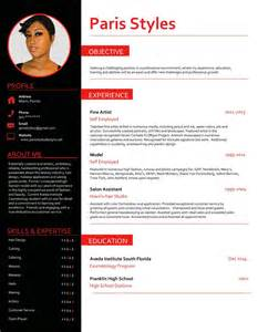 best resume styles exles for your recentresumes