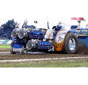 Tractor Pulling Putten 2011 Whispering Giant Finale 4500kg Modified