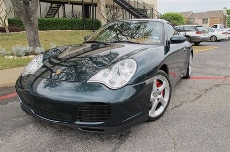 teal porsche 911 sell used 2004 porsche 911 4s teal special