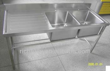 Where To Buy Stainless Steel Countertops 2015 sale stainless steel countertops kitchen kitchen countertop cheap with 2 wash basin