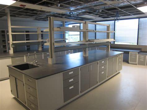 Steel Laboratory Furniture & Designs   Steel Modular