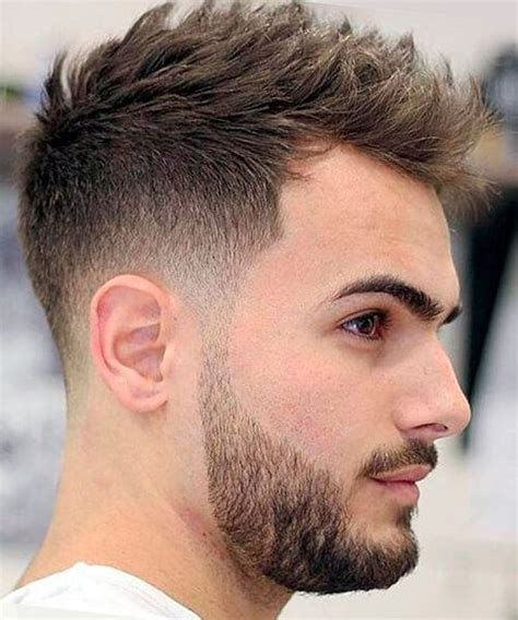 tight clean hairstyles 1975 men blended fade haircut for men f pinterest fade