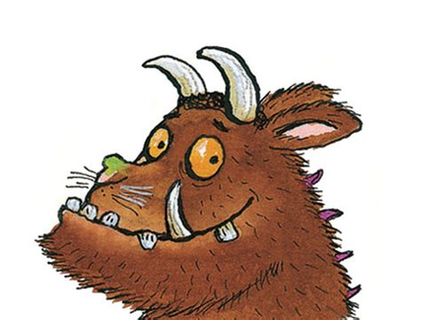 the gruffalo reception gruffalo quot a gruffalo what s a gruffalo quot quot a gruffalo why didn t you know quot