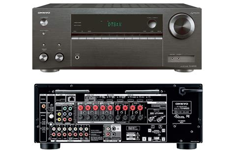 onkyo tx nr dolby atmos home theater receiver review