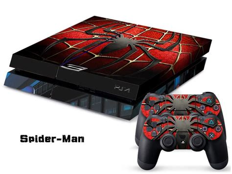 Ps4 Sticker Gucci by Cool Spider Ps4 Skin Sticker Ps4 Vinyl Decal Wrap For