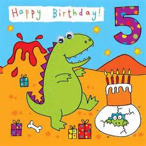 5 eyed 5th birthday card 163 2 40 a great range of 5 eyed 5th birthday card from