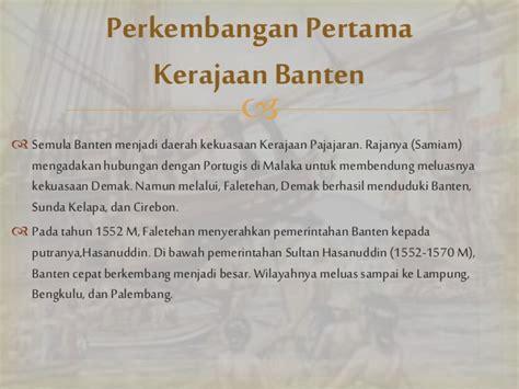 download film sejarah kerajaan islam kelompok 6 sejarah kerajaan banten sejarah kelas ii sma