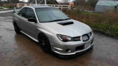 subaru hawkeye for sale subaru 2006 impreza 2 5 wrx sti type uk hawkeye ltd