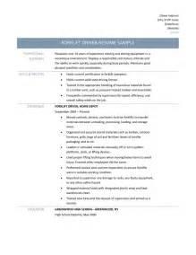 Cover Letter Forklift Driver Position Forklift Resume Resume Format Download Pdf