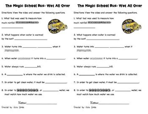 the magic school worksheets 17 best magic school images on school buses elementary science and teaching science