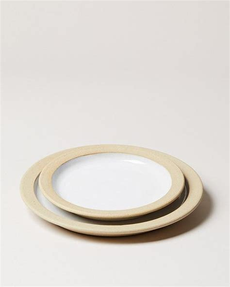 silo dinnerware plates farmhouse pottery