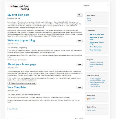 change category blog layout joomla 3 change the number of articles on your joomla 3 1 frontpage