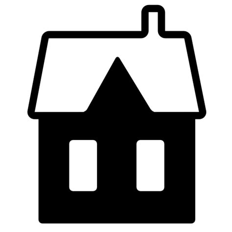 Small Icon For Home Collection Of Housing Icons Free