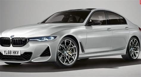 M Autobild g80 bmw m3 rendered by autobild