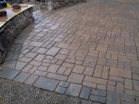 Patio Pavers Nh Permeable Paver Patio Gilford Nh From Natures Elite