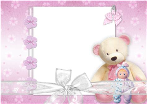 Frame Foto Home Warna Putih Dengan 3 Op Frame bingkai foto anak beruang lucu 2 koleksi bingkai foto