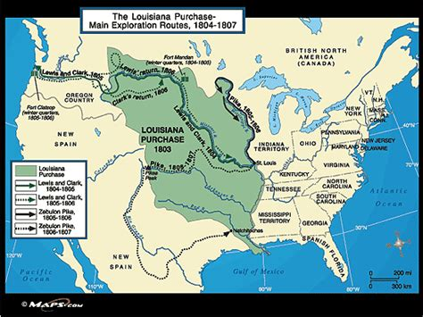 louisiana purchase interactive map about personal web
