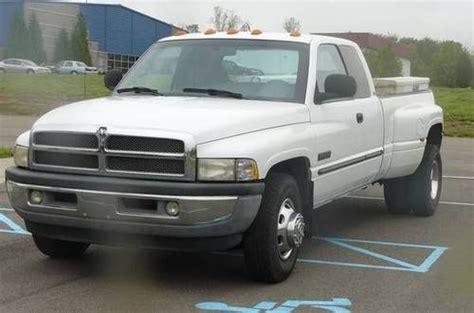 2000 dodge ram 3500 diesel buy used 2000 dodge ram 3500 cummins diesel dually
