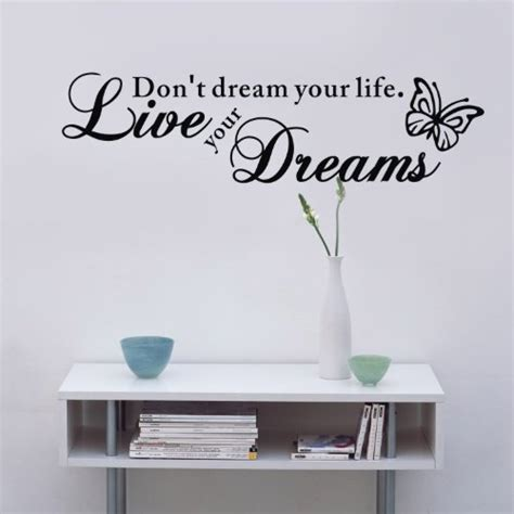 Wall Sticker Quotes For Bedrooms by Quotes For Your Bedroom Wall Quotesgram
