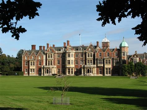 Panoramio Photo Of Sandringham House
