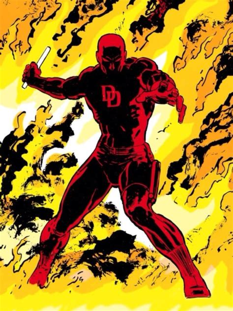 daredevil by frank miller why i love daredevil the wolfman cometh